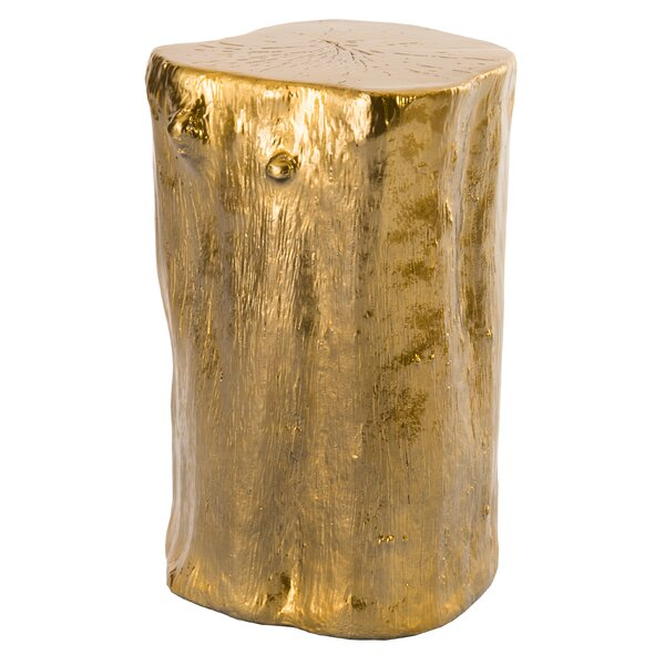 Log Accent Stool by Phillips Collection