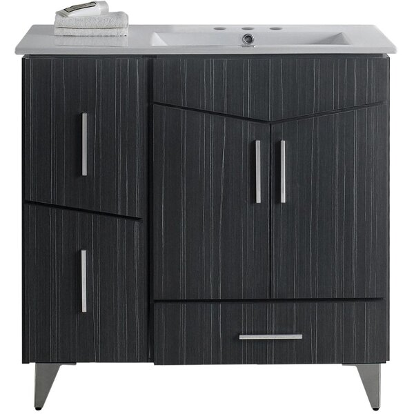 Dunand 36 Single Bathroom Vanity Set by Royal Purple Bath Kitchen