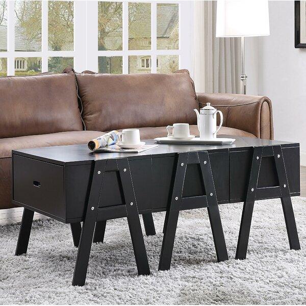 Senaida Extendable Coffee Table by Red Barrel Studio Red Barrel Studio