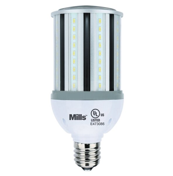 27W E26 LED Light Bulb by Mills LED