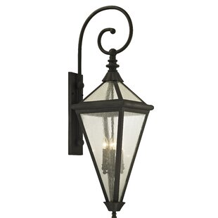 Look for Nautilus 4-Light Outdoor Wall Lantern By Darby Home Co