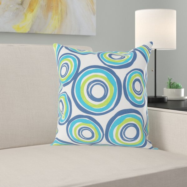 Clayton Cotton Pillow Cover by Zipcode Design