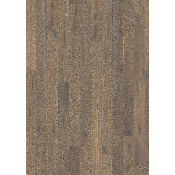 Craftsman Founders 7-3/8 Engineered Oak Hardwood Flooring in Sture by Kahrs