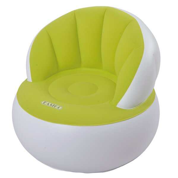 Decorative Inflatable Adult Barrel Chair by Freeport Park