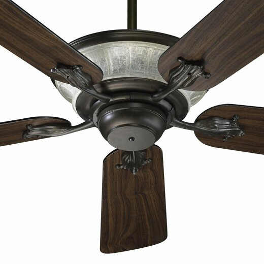 52 Roderick 5-Blade Ceiling Fan by Quorum