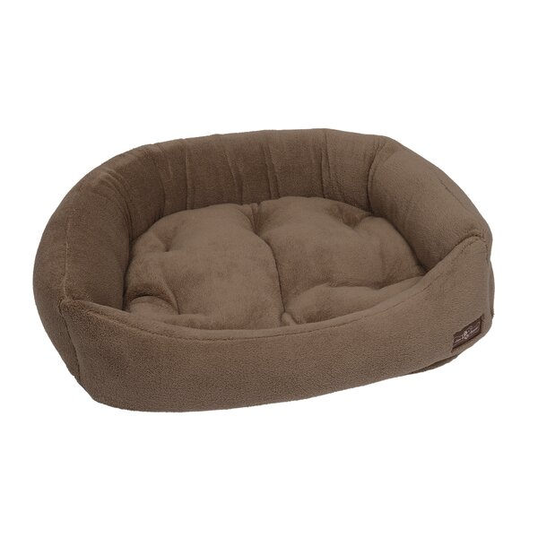 Winston Bolster Pet Bed by Jax & Bones