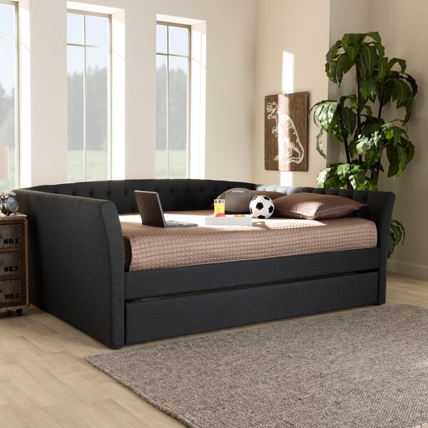 Yehuda Daybed With Roll-Out Trundle Bed