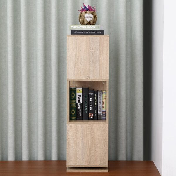 Lucin Standard Bookcase By Ebern Designs