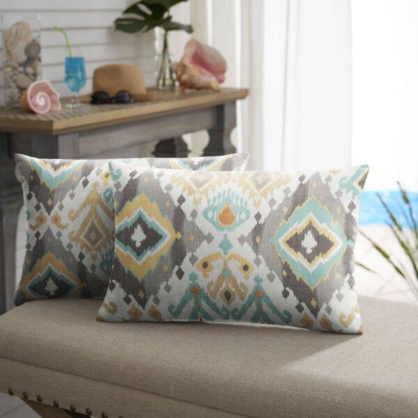 Pineville IndoorOutdoor Lumbar Pillow (Set of 2)