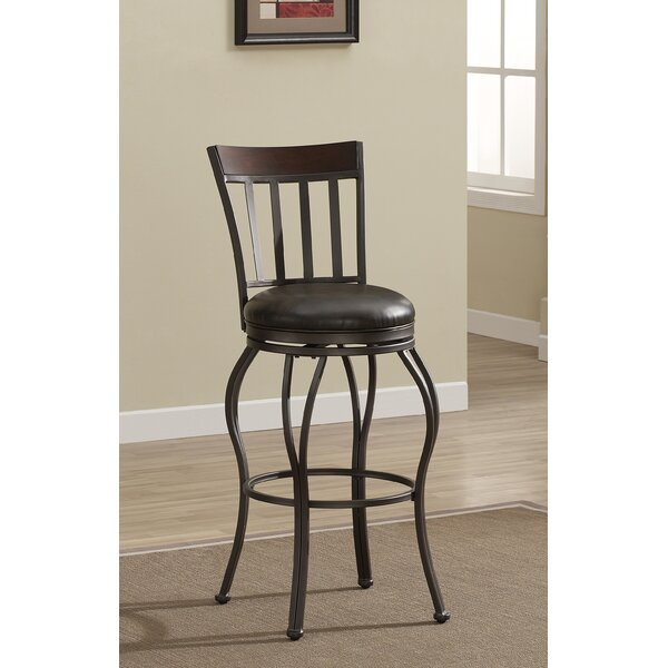 Lola 30 Swivel Bar Stool by American Heritage