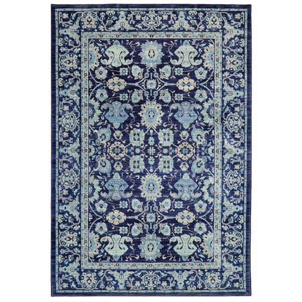 Providence Voltaire Indigo Area Rug by Mohawk Home