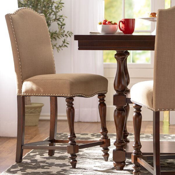 Lanesboro 26 Bar Stool (Set of 2) by Three Posts