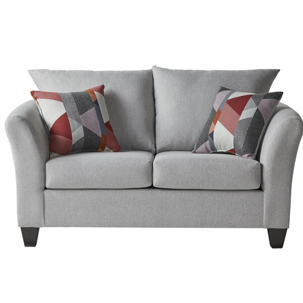 Sharyn Loveseat by Wrought Studio