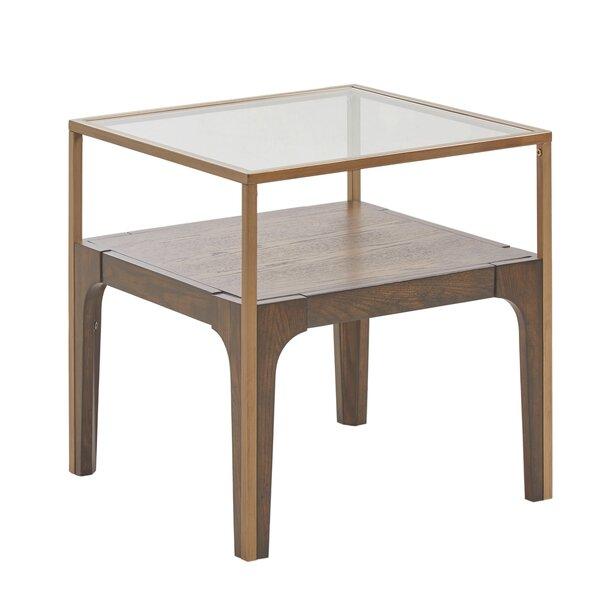 Crosley End Table By Brayden Studio