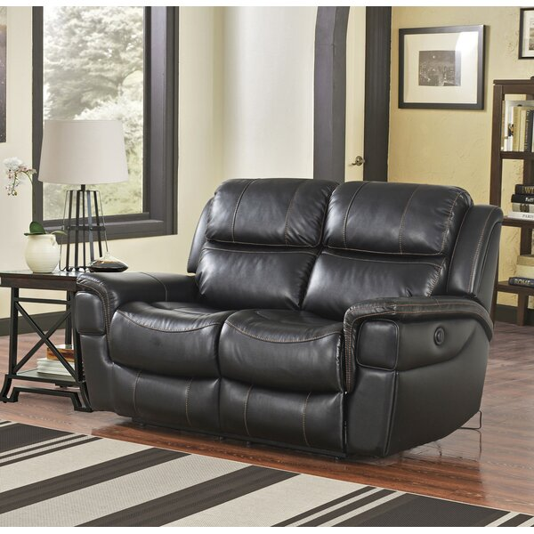 Recommend Saving Twomey Reclining Loveseat by Red Barrel Studio by Red Barrel Studio