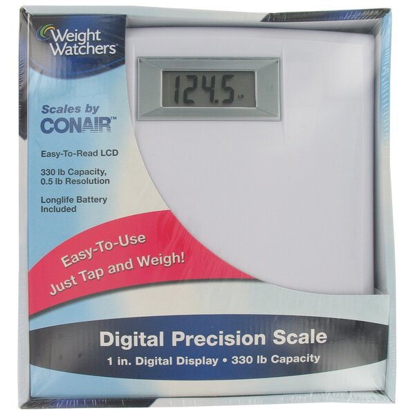 Weight Watchers Digital Precision Scale by Conair