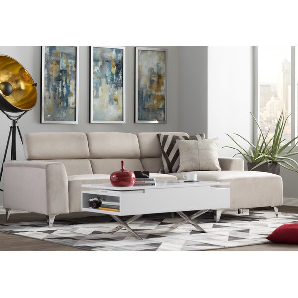 Seraphina Lift Top Coffee Table by Wade Logan