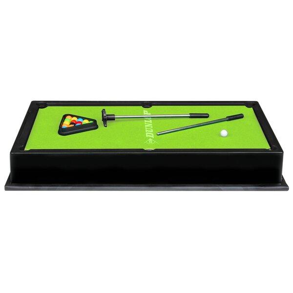 Dunlop Pocket Pool Game Set by Dunlop
