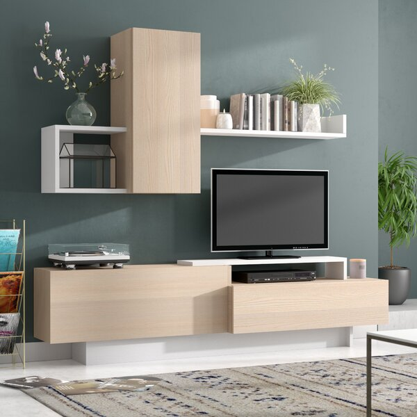 Best Price Malott Entertainment Center For TVs Up To 50