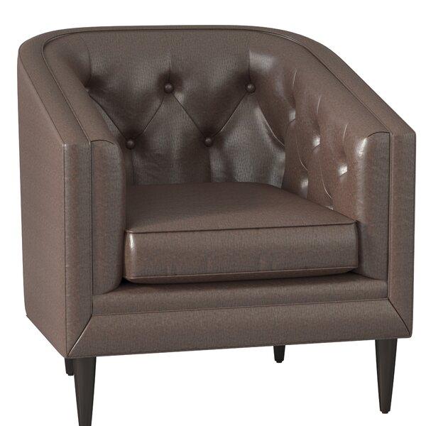 Bedford Barrel Chair by DwellStudio