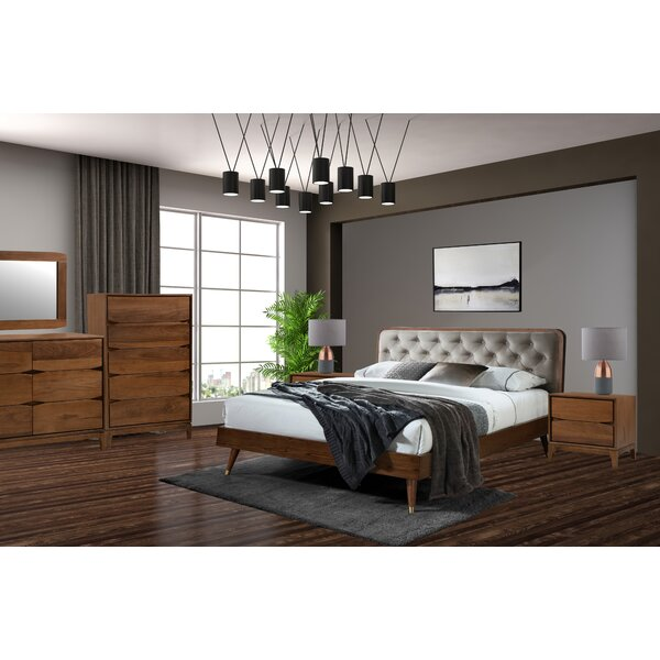Madge Full Platform Configurable Bedroom Set by George Oliver