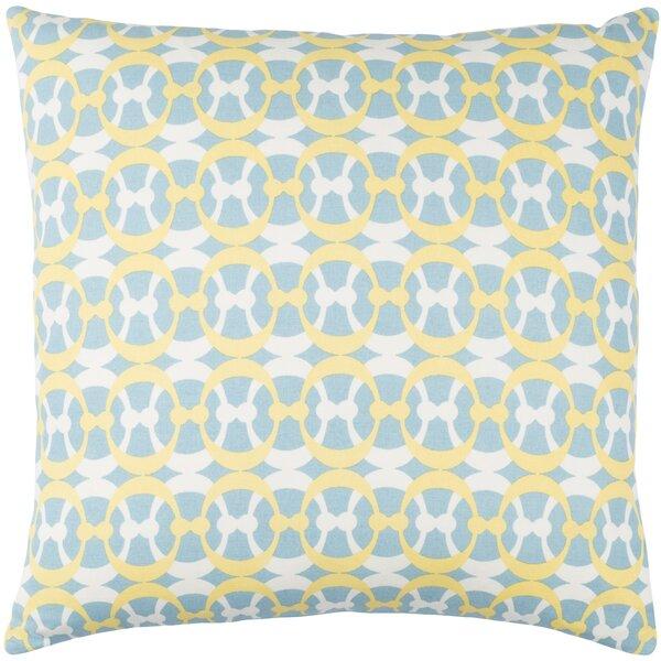 Lina Cotton Pillow Cover By Elle Decor.