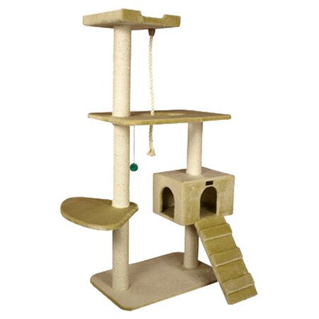 58 Classic Cat Tree by Armarkat