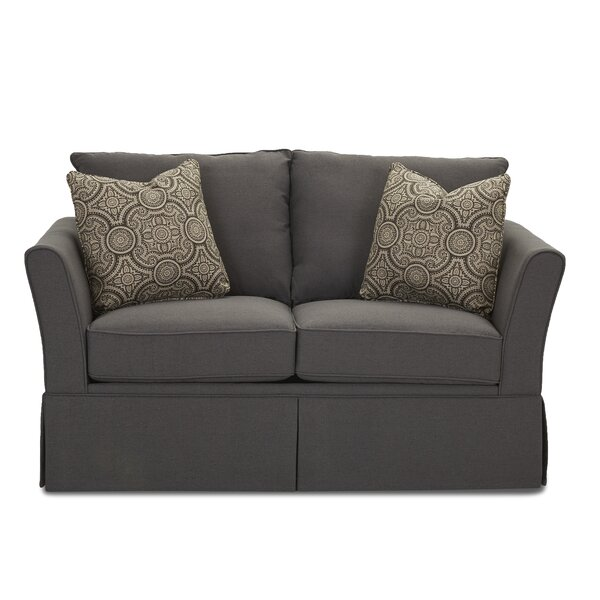 Shelby Loveseat by Wayfair Custom Upholstery™