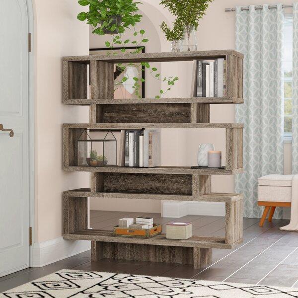 Peregrin Standard Bookcase by Mercury Row