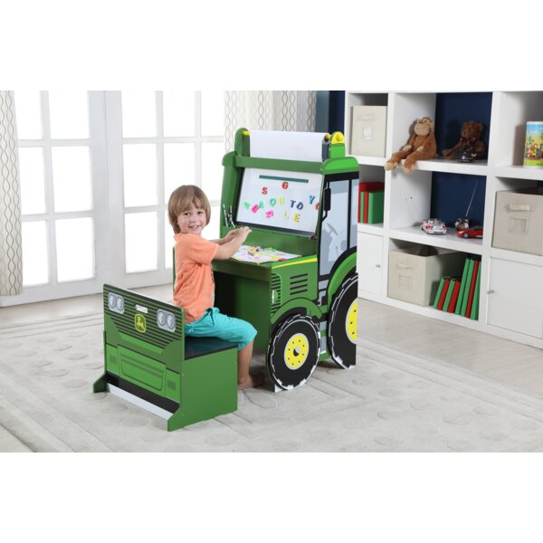 Magnetic Board Easel by John Deere