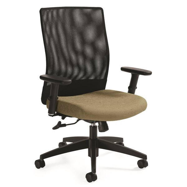 Weev Mesh Desk Chair by Global Total Office