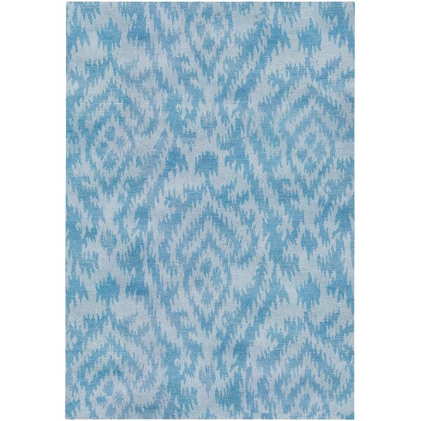Karle Mystic Haze Rug by Bungalow Rose