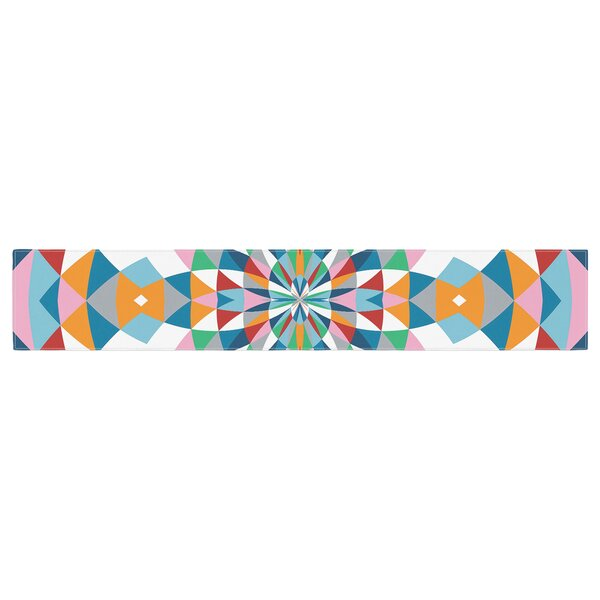Project M Modern Day Table Runner by East Urban Home