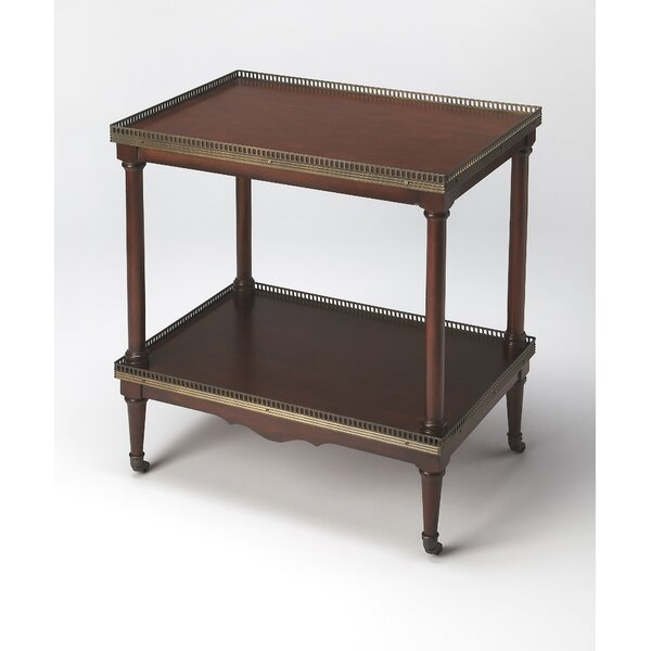 Gammon End Table by Astoria Grand