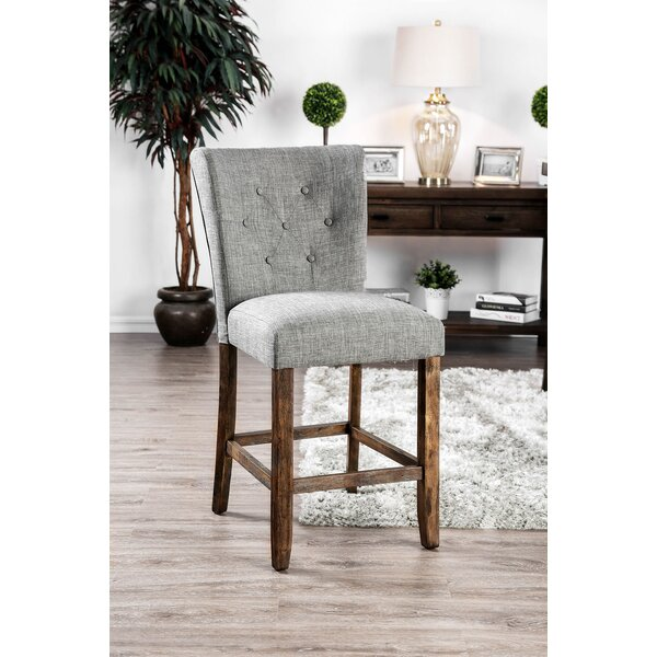Sylmar Fabric Upholstered Dining Chair (Set of 2) by Gracie Oaks