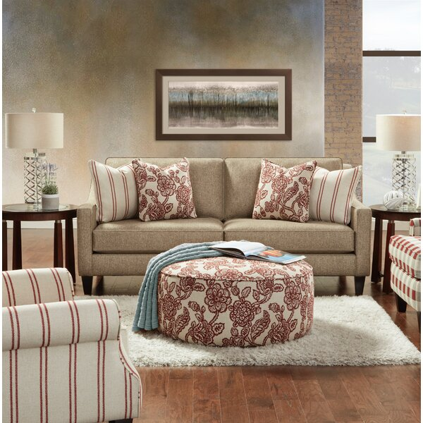 Seder Sofa by Charlton Home