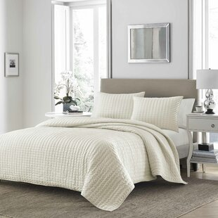 Wiechmann Reversible Quilt Set by Mercury Row