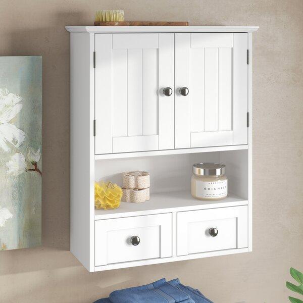 Berkey 19.5 W x 24.5 H Wall Mounted Cabinet by Three Posts