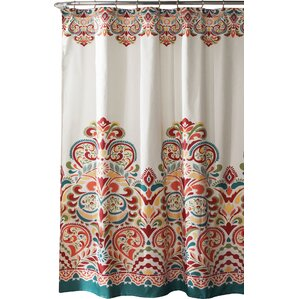 extra brown and red shower curtain. Kara Shower Curtain Curtains  Joss Main