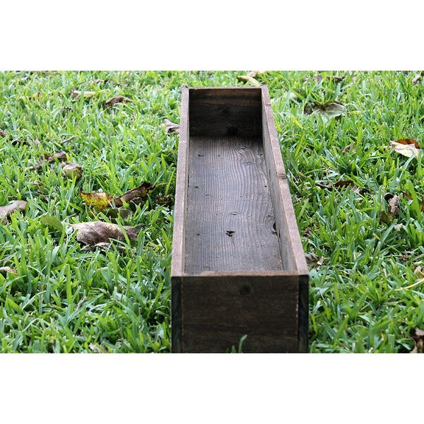 Leilani Wood Planter Box by Loon Peak