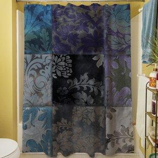 Read Reviews Rosalinda Shower Curtain ByFleur De Lis Living
