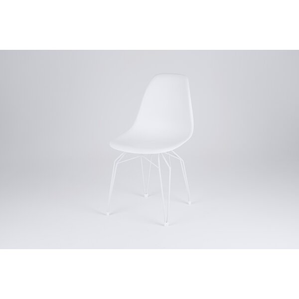 Icon Side Chair In White By Modern Chairs USA