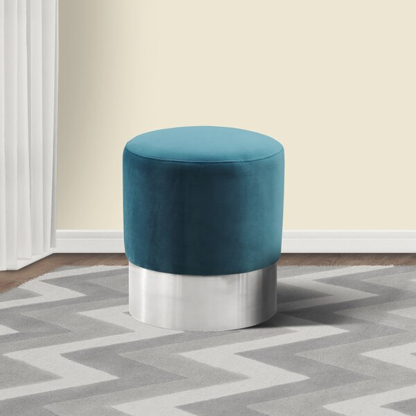Klass Ottoman by Everly Quinn