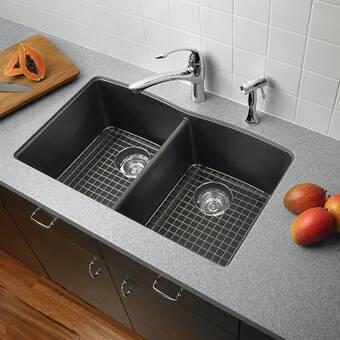 Reliance Whirlpools 14 5 X 12 Stainless Steel Sink Grid Reviews Wayfair