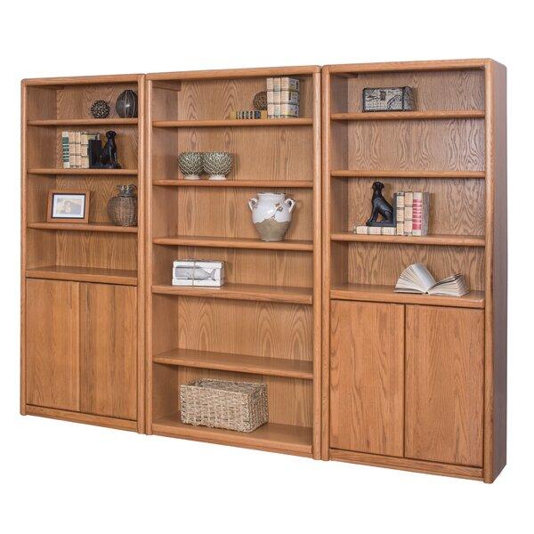 Wingil Standard Bookcase By Ebern Designs