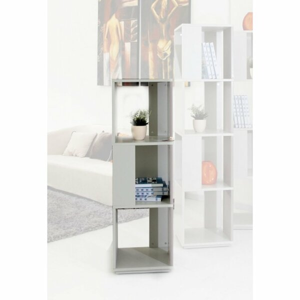 Clower Cube Unit Bookcase by Orren Ellis