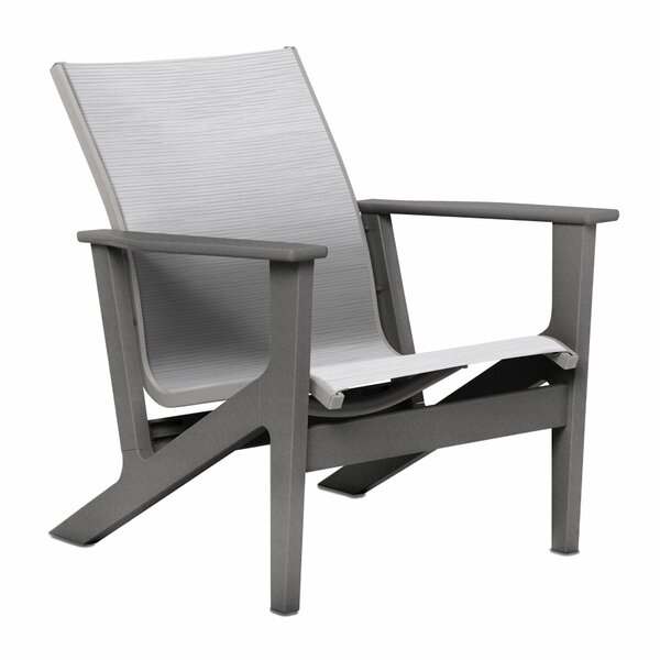 Wexler Sling Patio Chair by Telescope Casual Telescope Casual
