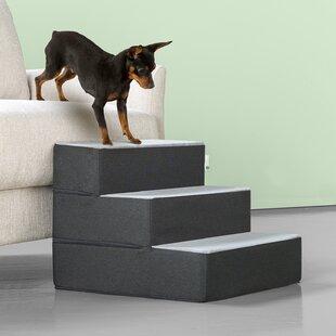 Elegant Easy 3 Step Pet Stair