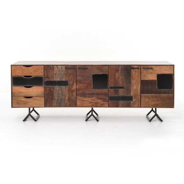 Multimedia Console Table by Design Tree Home