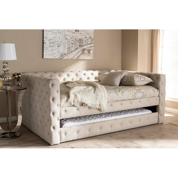 Lovie Daybed With Trundle By Canora Grey